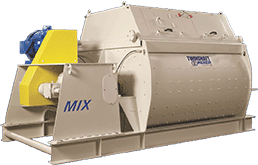 Twin-Shaft-Mixer