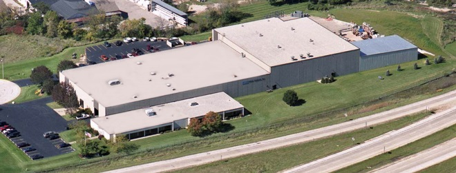 1986-today (86,000 Square Foot executive offices & manufacturing facility, located in suburban Milwaukee, Wisconsin)